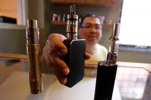 Rokok Elektrik Segera Dilarang