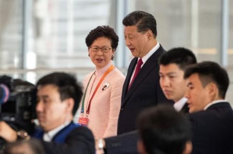 Tiongkok Yakin Hong Kong Mampu Atasi Masalah Stabilitas