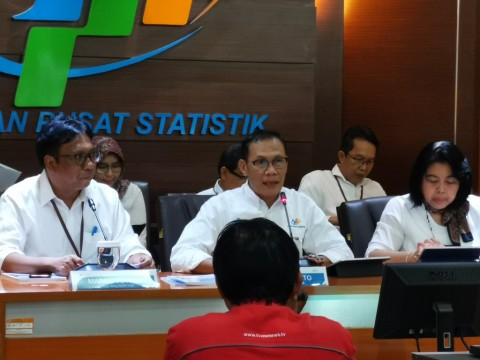 Tumbuh Melambat, Ekonomi RI 5,02% di Kuartal III-2019