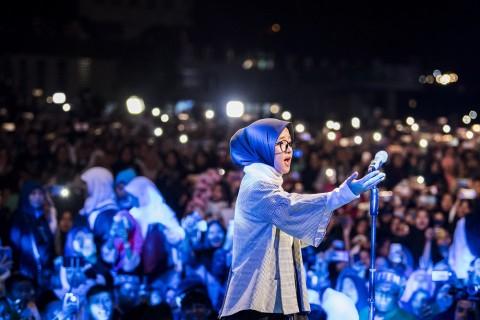 [Cek Fakta] Penyanyi Gambus Nissa Sabyan Meninggal Dunia? Ini Faktanya