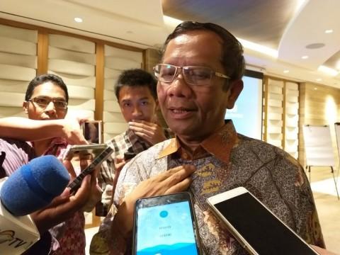 Mahfud MD Dukung Presiden Keluarkan Perppu KPK