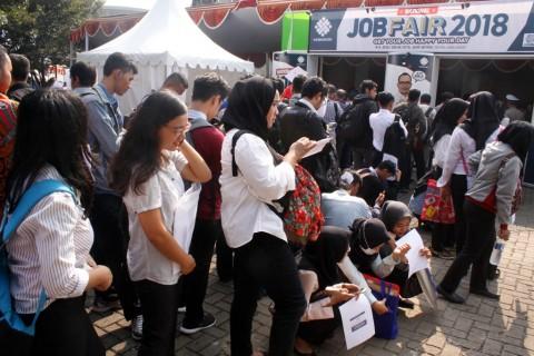 Pengangguran di Indonesia Capai 7,05 Juta Orang