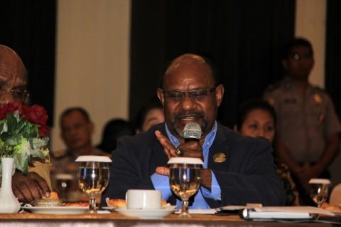 MRP Tolak Pemekaran Provinsi Papua