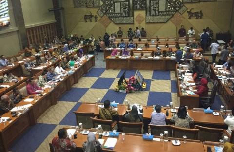 Terawan Grogi Rapat Perdana dengan DPR