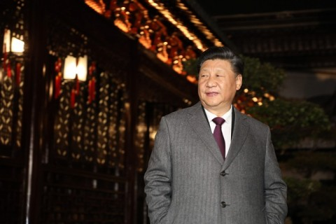 Presiden Tiongkok Serukan Lawan Unilateralisme
