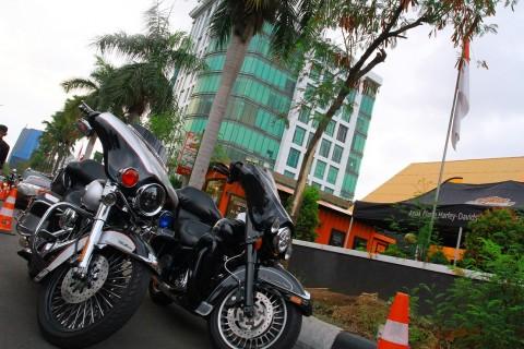 Bikers Harley-Davidson Rencanakan Touring Tahunan ke Bali