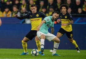 Borussia Dortmund Bangkit dan Bungkam Inter Milan