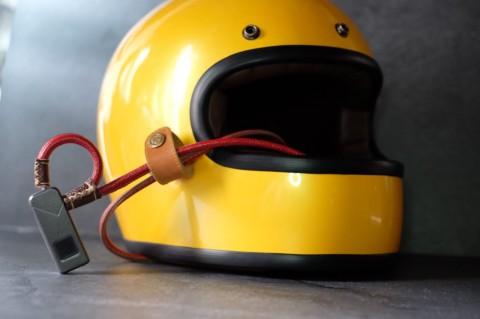 Pasang Gembok Khusus, Cegah Maling Helm Beraksi