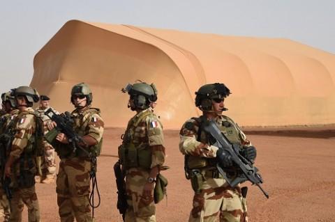 Prancis Klaim Berhasil Tewaskan Pemimpin Kelompok Teror Mali