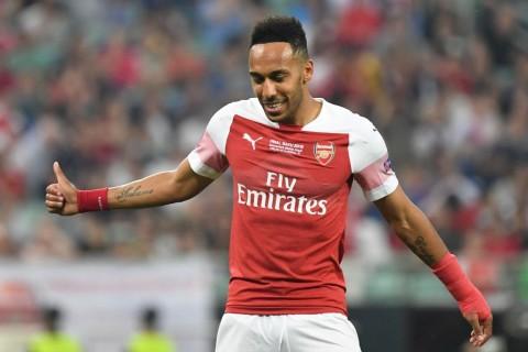 Aubameyang Gantikan Xhaka sebagai Kapten Arsenal