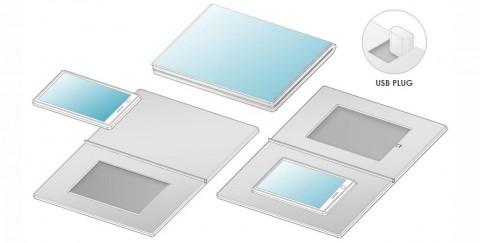 Oppo Siapkan Tablet yang Dilengkapi Smartphone?