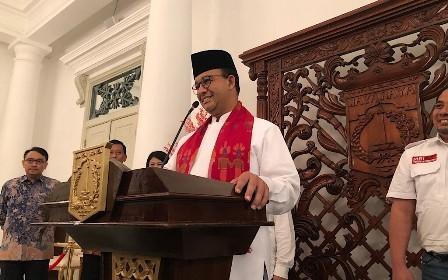 Penyusun Pidato Anies Akan Dibayar Rp392 juta