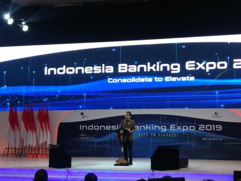 Jokowi Sindir Perbankan Belum Turunkan Bunga Kredit