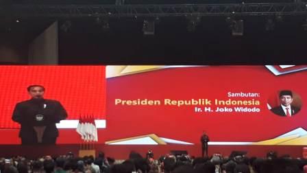 Jokowi Sebut Pengadaan Barang Pacu Pertumbuhan Ekonomi