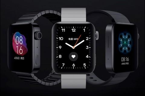 Smartwatch Baru Xiaomi Resmi Meluncur