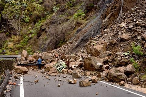 12 Kecamatan di Brebes Rawan Bencana