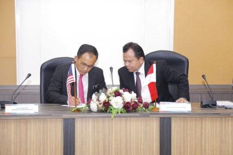 Indonesia, Malaysia Agree to Strengthen Immigration Cooperation