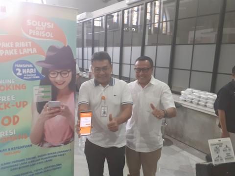 Pos Indonesia Bidik Pebisnis <i>Online</i>