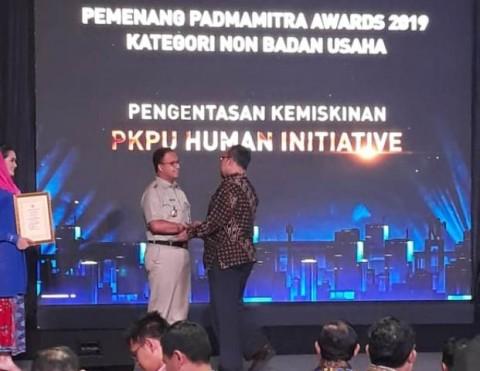 Human Initiative Raih Penghargaan Dibidang Pengentasan Kemiskinan