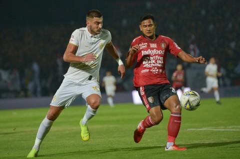PSS kontra Bali United Berakhir Tanpa Gol