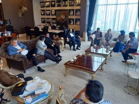 NasDem dan Wakil Rakyat Aceh Persiapkan Kenduri Nasional