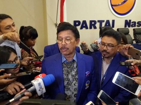 Mayoritas Kader Ingin Surya Paloh Terus Pimpin NasDem