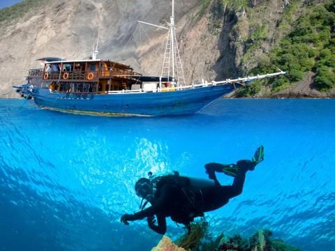 Menjaga Kekayaan Bawah Laut Indonesia