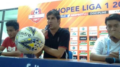 PSS vs Bali United: Teco Puas Dapat Satu Poin