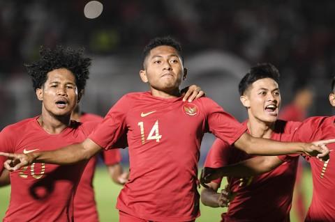 Timnas Indonesia U-19 Tekuk Timor Leste 3-1