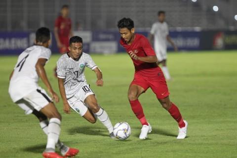 Salman Alfarid <i>Man of The Match</i> Timnas U-19