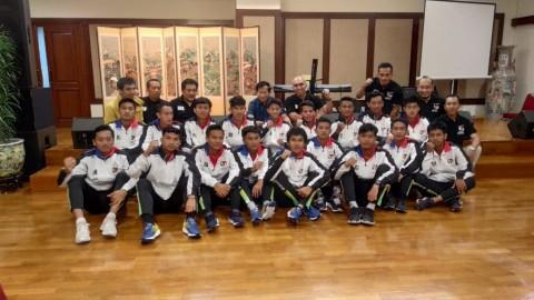 Vamos Indonesia akan Jajal Tim Besar Eropa