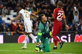 Real Madrid Pesta Gol ke Gawang Galatasaray