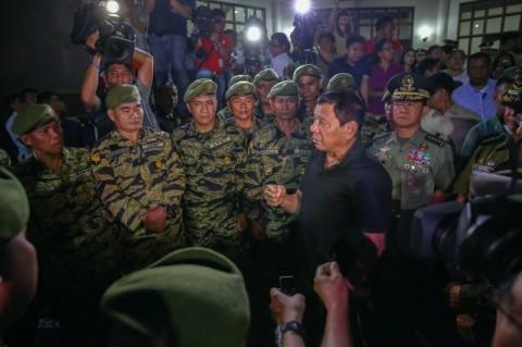 Kritikus Duterte Terima Peran Perangi Kejahatan Narkoba