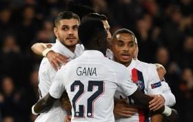 Tundukkan Brugge, PSG Genggam Tiket 16 Besar