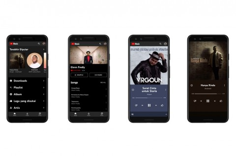 YouTube Music dan YouTube Premium Mendarat di Indonesia