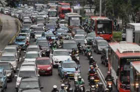 Etika Berkendara saat Terjebak Kemacetan