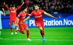 Atletico Tertunduk di Markas Leverkusen