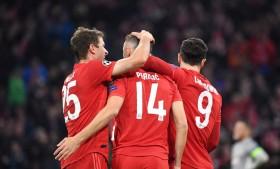 Hasil Lengkap Liga Champions: Muenchen, PSG, dan Juventus Lolos ke Babak 16-Besar