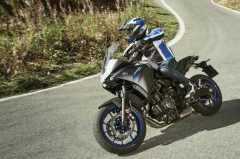 Motor Sport Adventure Yamaha Tracer 700 Nongol di SEMA