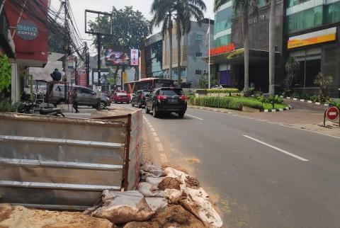 Komisi D Urung Menyetujui Anggaran Pembangunan Trotoar