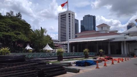 WTP DKI Jakarta Tak Hilangkan Potensi Korupsi