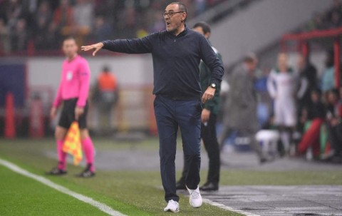 Kalahkan Lokomotiv, Juventus Malah Dikritik Sarri