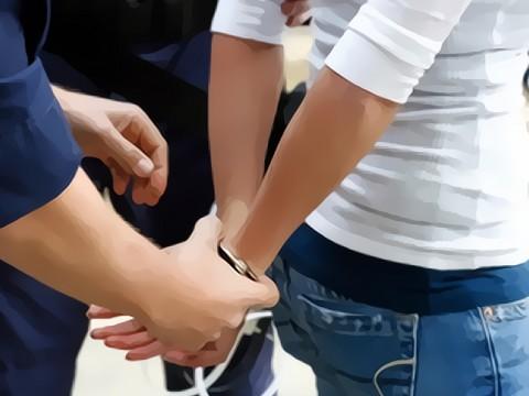 Sepasang Kekasih Ditangkap Lantaran Mencuri Motor
