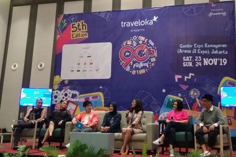 Musisi Internasional The 90's Festival Minta Dendeng hingga Biji Kopi