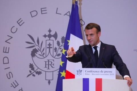 Macron Ingatkan Perubahan dalam Kesepakatan Nuklir Iran
