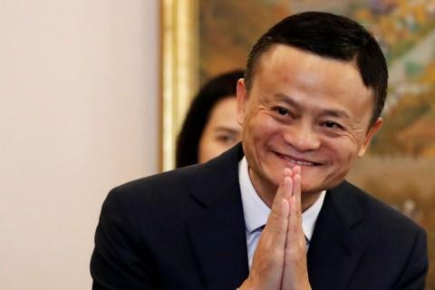 Jack Ma Makin Kaya Setelah Pensiun