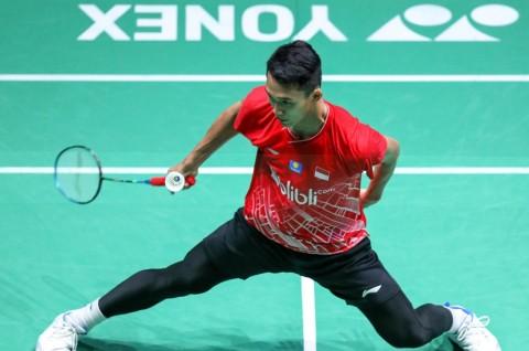China Open 2019: Jonatan Christie Tantang Anders Antonsen di Perempat Final