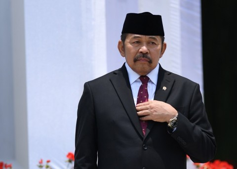 Komisi III Singgung Hubungan Jaksa Agung-TB Hasanuddin