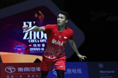 China Open 2019: Empat Wakil Indonesia ke Perempat Final
