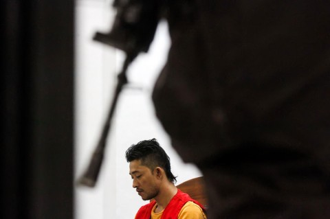 Pemasok 50 Kg Sabu Divonis Hukuman Mati